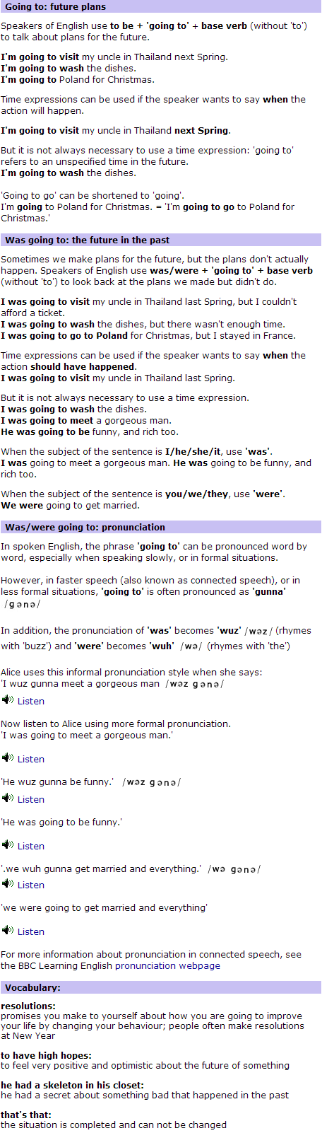 BBC World Service   Learning English   The Flatmates   Language Point 74(3)