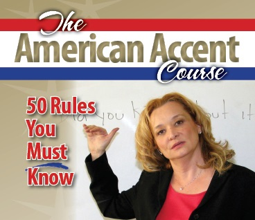The American Accent Course – 50 Rules You Видеокурс