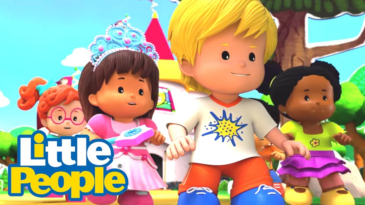 Little People Мульсериал